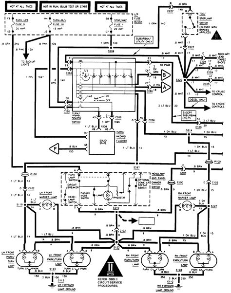 Gmc Brake Controller Wiring Diagram by Brake Light Wiring Diagram For 1997 Gmc Suburban K1500 Slt