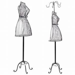 Buste De Couture Gifi : mannequin fer forge ~ Teatrodelosmanantiales.com Idées de Décoration