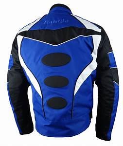 Strandkorb Blau Weiß : motorrad textil jacke motorradjacke kurz blau schwarz weiss m l xl xxl 3 xl 4 xl ebay ~ Whattoseeinmadrid.com Haus und Dekorationen