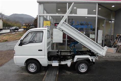 mini japanese truck trucks usa suzuki carry cars 1992 things importing bed substarinc