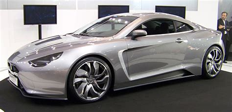 Exagon Furtive eGT: France's Electric Luxo-Coupe ...