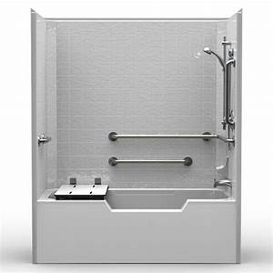 Commercial ADA Compliant Tubshower