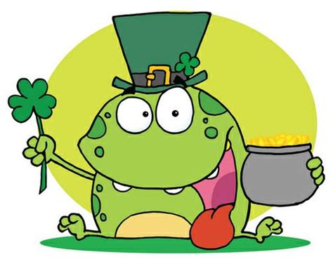 Free St Patricks Day Clipart Pictures