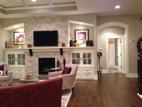 cabinets next to fireplace cabinets around the fireplace dream house pinterest