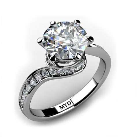 Home Design Diamonds by Modena A Unique Engagement Certified