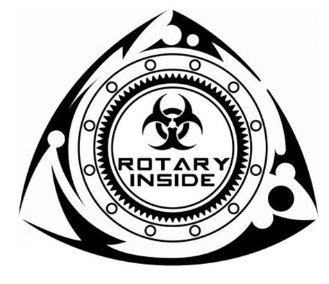 rotary  decal rxclubcom