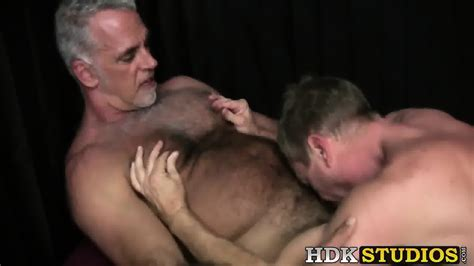Older Gay Couple Jeff Grove And Tiger Having Hardcore Sex