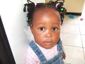 Kids Braided Hairstyles for Black Hair