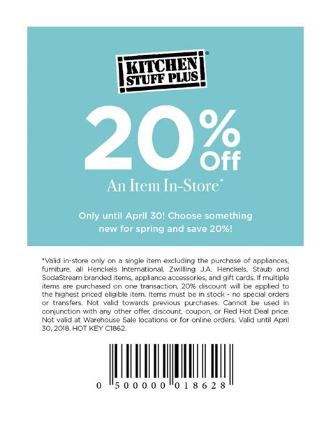 kitchen collections coupons 9 new collections exclusively at kitchen stuff plus