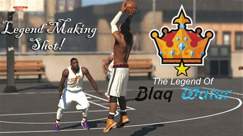 NBA 2K'15: The Shot That Made Me A Legend - YouTube
