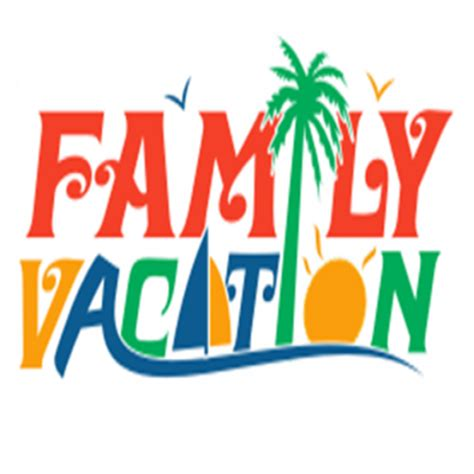 Vacation Clipart Family Vacation Clip Clipart Best
