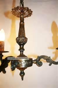 Petroleumlampe Antik Jugendstil : reich verzierter kronleuchter l ster messing 3fl antik im jugendstil frankreich ~ Pilothousefishingboats.com Haus und Dekorationen
