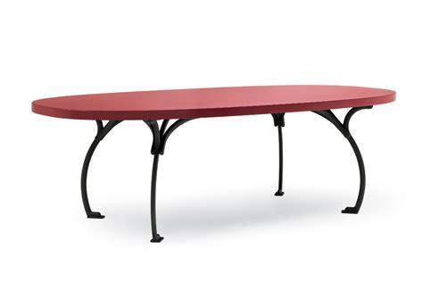 Sangirolamo Tisch Oval Von Poltrona Frau