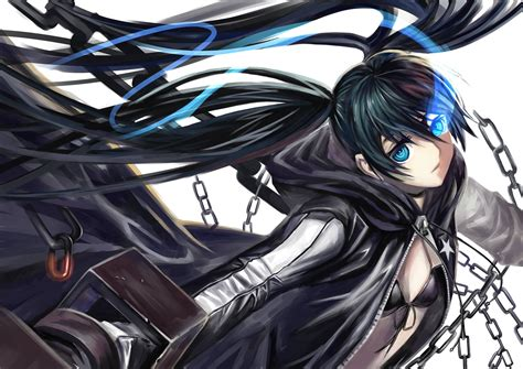 Black Rock Shooter Anime Wallpaper - black rock shooter anime anime strength black