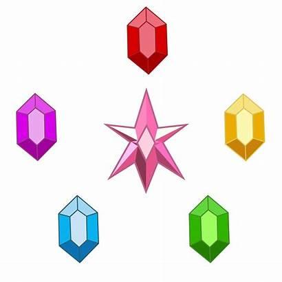 Harmony Elements Gems Base Element Deviantart Vector