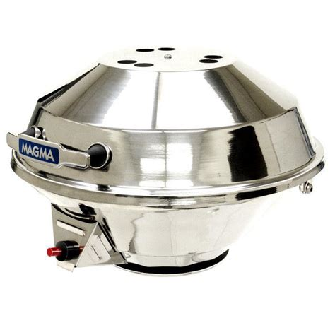 Boat Grill West Marine by Magma West Marine Kettle 2 17 Quot Propane Barbeque Gas