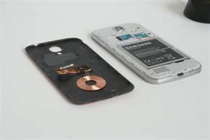 Diy Samsung Galaxy S4 Wireless Charging For Under  30
