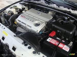 2007 Toyota Solara Sle V6 Convertible 3 3 Liter Dohc 24