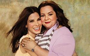When Sandra Bullock Met Melissa McCarthy: A Real Hollywood ...