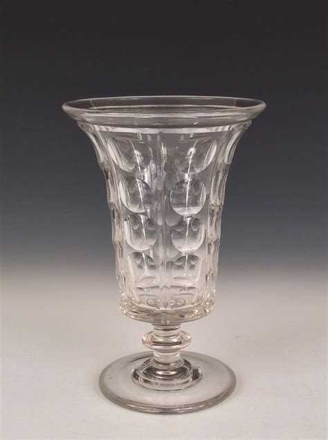 Antique Glass Vase by Antique Glass Celery Vase Richard Gardner Antiques