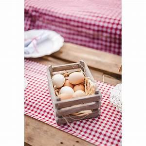 Cagette En Bois : cagette en bois blanchi 20x15x12cm ~ Teatrodelosmanantiales.com Idées de Décoration