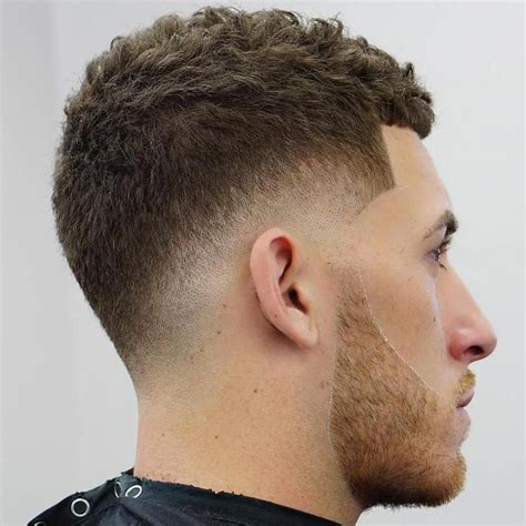 types  fade haircuts   trendy