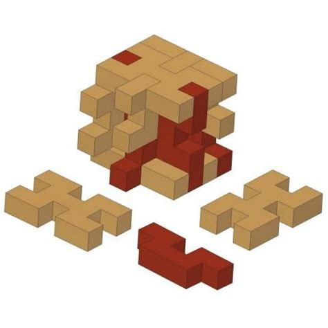 plan  making  wooden  puzzle