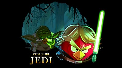 Darth Vader Hd Wallpaper Angry Birds Star Wars Path Of The Jedi Hd Gameplay Trailer Youtube