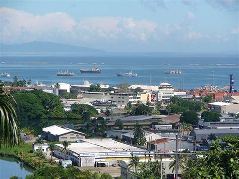 Suva City Fiji