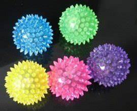 Lighted Bouncy Balls Best Stuffer Ideas For Active Kids Foster2forever