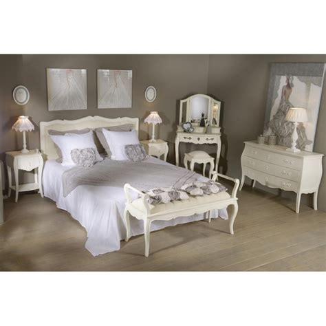 chambre style vintage deco chambre baroque moderne