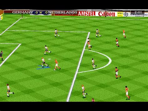 UEFA Champions League 1996/97 Download (1997 Sports Game)