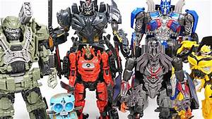 Transformers 5: The Last Knight toys all set! - Bumblebee ...  Transformers