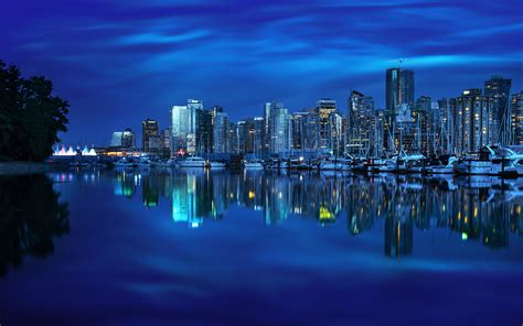 Vancouver 4k Ultra Fond D'écran Hd