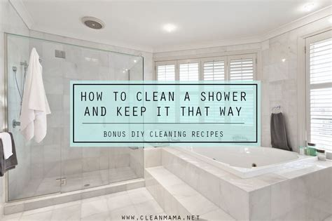 Best Ways To Clean Shower by 1000 Ideas About Cleaning Shower Mold On