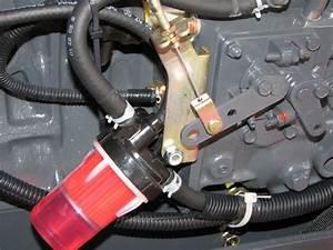 Bx2660 Fuel Filter  Water Separator