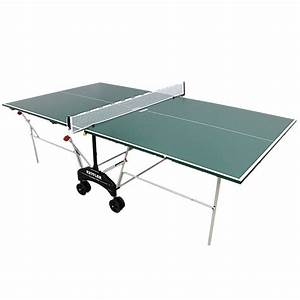 Kettler Classic Pro Outdoor Table Tennis Table Sweatband com