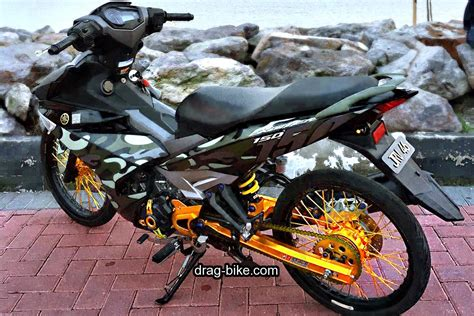 Modif Jupiter Mx Cw by 40 Foto Gambar Modifikasi Jupiter Mx King Jari Jari Ceper