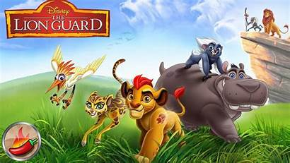 Lion Guard Season Disney Wallpapers King Ios
