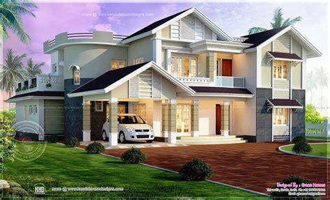 Beautiful Home Designs In Kerala