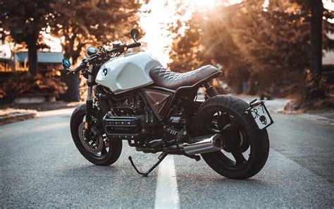 Download Wallpaper 3840x2400 Bmw K100, Motorcycle, Bike