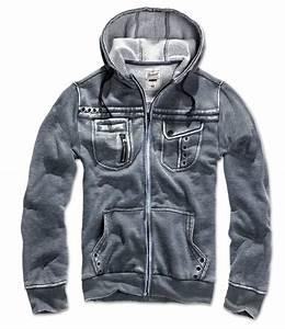 Sweat Jacke Herren : brandit rudy herren sweat jacke hooded sweatshirt vintage ~ Kayakingforconservation.com Haus und Dekorationen