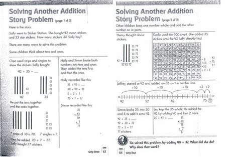 Common Core Math Standards In Action  Our Potluck Family