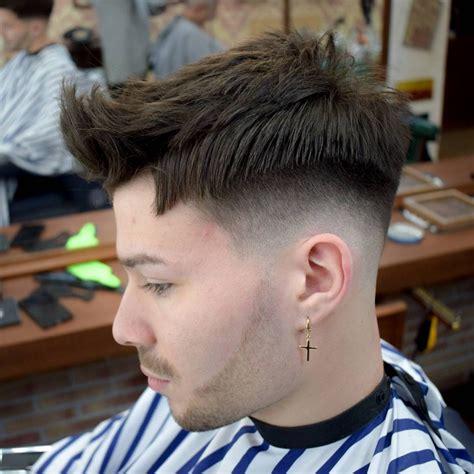 haircuts  men  thick hair