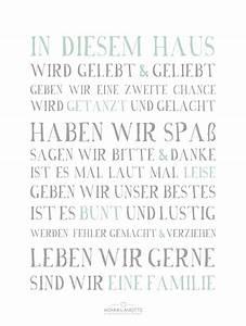 In Diesem Haus : free printables f r euer zuhause jetzt downloaden ~ Orissabook.com Haus und Dekorationen