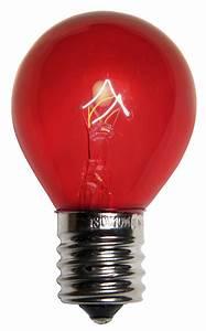 E17, Patio, And, Party, Light, Bulbs
