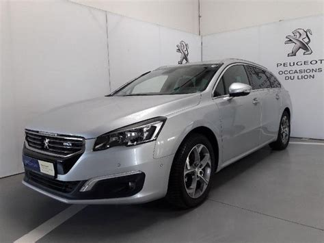peugeot  sw occasion  bluehdi ch active business