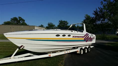 Scarab Boats Colorado by Wellcraft Scarab 34 1984 For Sale For 4 000 Boats From