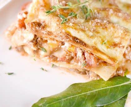 recette cuisine marmiton lasagnes à la bolognaise recette de lasagnes à la