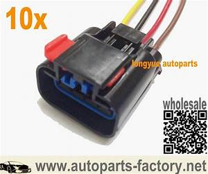 Long Yue Radiator Fan Relay Connector Pigtail Case For